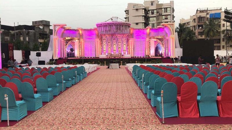 Shree Lawn Goregaon East Mumbai - Wedding Lawn