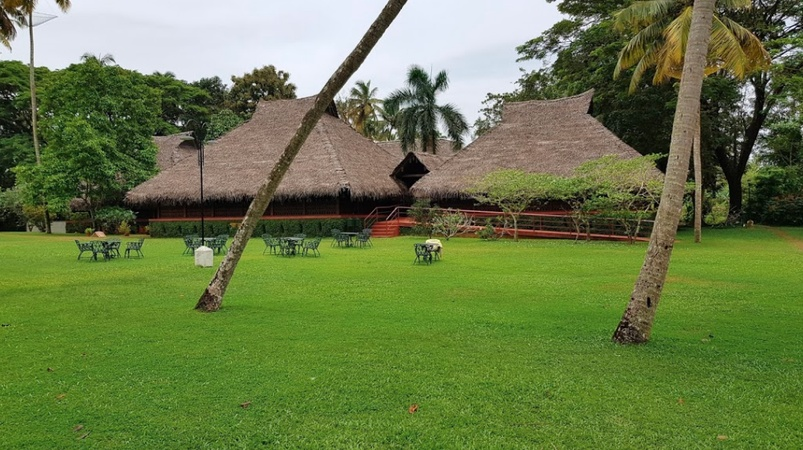 Marari Beach Resort Alleppey Alleppey - Wedding Lawn