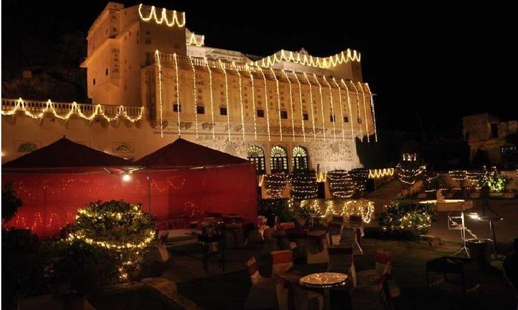 Bara Bungalow Kalwar Kalwar Road Jaipur - Wedding Lawn