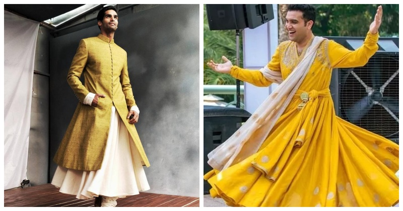 5 Manarkali Options that Grooms can Rock on their Wedding Day!