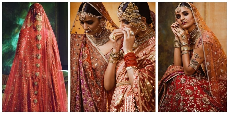 Tarun Tahiliani just dropped a bomb on Instagram with his latest Bridal Collection!