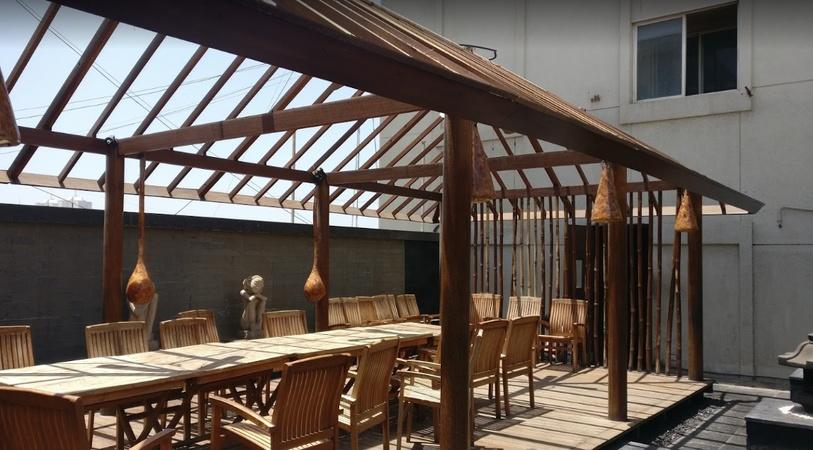 Trikaya Bavdhan Pune - Banquet Terrace