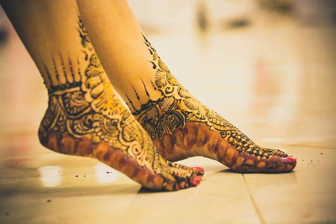 Pramod Mehendi Art | Chandigarh | Mehendi Artists