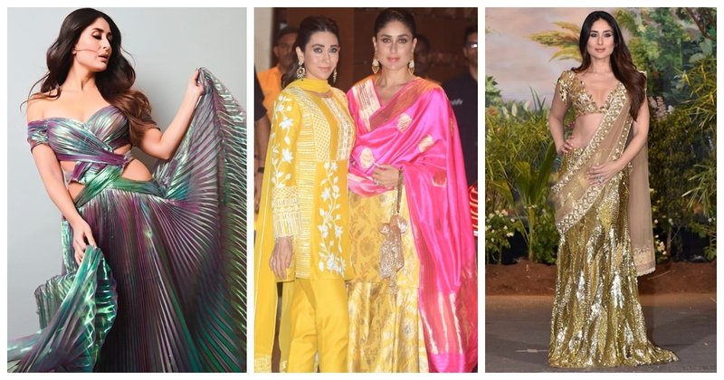 755094250f 10 Times Kareena Kapoor gave us major Bridesmaid dressing goals! - Blog