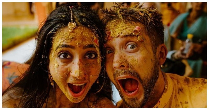 5 of our Favourite Haldi Moments!