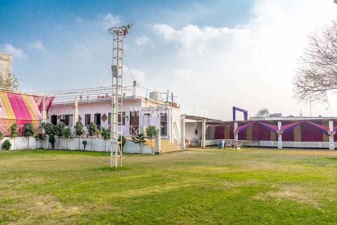 Ramesh Garden Rohini Delhi - Wedding Lawn