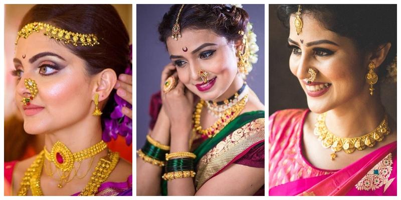 Maharashtrian Bridal Naths That Are Giving Us Major