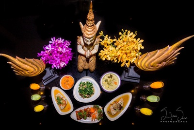 Every traditional food has that special love to serve