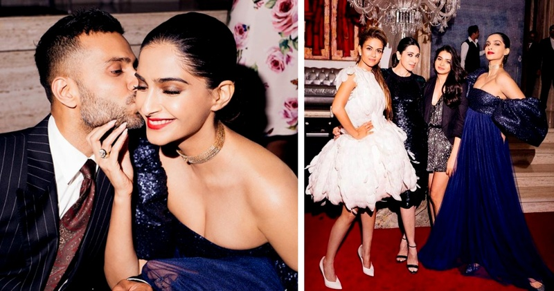 Everything that went down at Natasha Poonawala's wedding bash for Sonam Kapoor and Anand Ahuja!