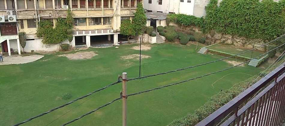 Orchid Garden Daulatpura Ghaziabad - Banquet Hall