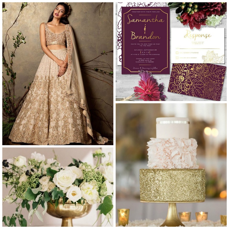 Top 5 Pinterest Wedding Colour-Theme Ideas For This Season!