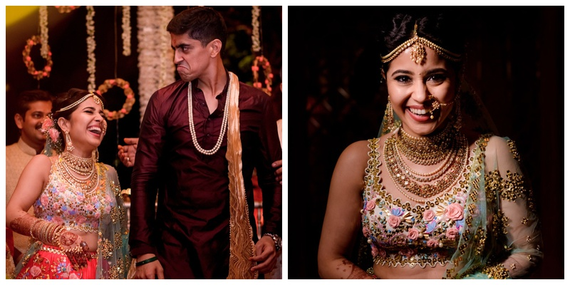 These Exclusive pictures from Shweta Tripathi and Chaitanya Sharma's quirky wedding will be the best thing you see today!