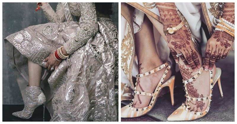 Brides-to-be, Add these 10 High-heels to Your Shoe Closet Now!