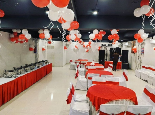 The Agra Kitchen Kamla Nagar Agra - Banquet Hall