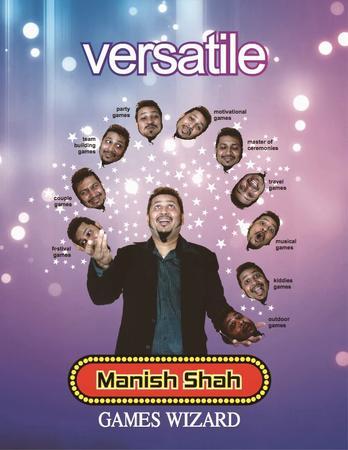 Manish Shah | Mumbai | Anchor Mc