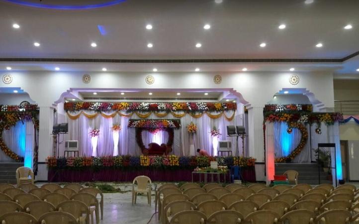 Sri Ramachandra Thirumana Mahal Poonamallee Chennai - Wedding Hotel