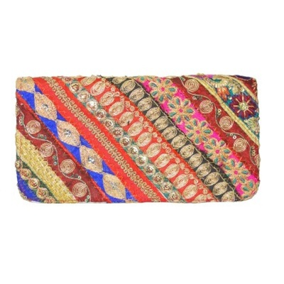 Shilpkart Ethnic Party Clutch Wallet