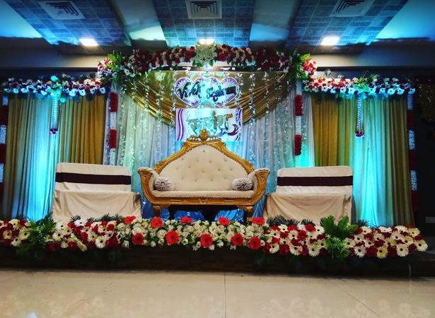 Titan Family Restaurant and Party Hall Sanpada Mumbai - Banquet Hall