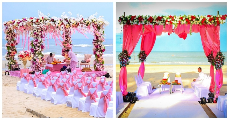 The Palayana: Your Go-To-Destination for a Dreamy Beach Wedding
