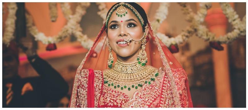 Kunwar & Aanchal Delhi : This blogger bride's dreamy wedding will set major wedding goals for you, have a look!