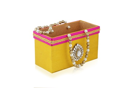 Rajwada Gift-sweet Basket Bag (small )