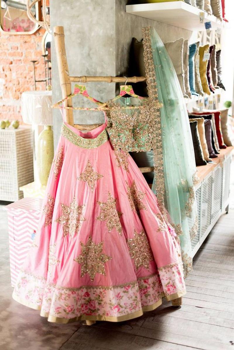 50 Pink Bridal Wear Ideas That Are Blush Worthy