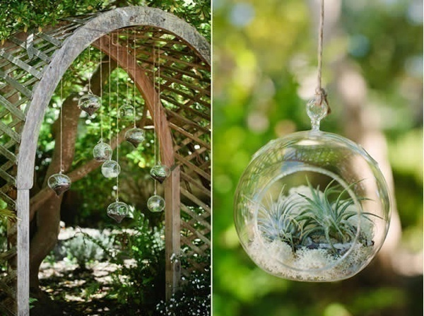 Reduce, Reuse and Recycle: Green Wedding Decorations