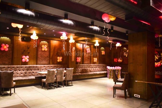 Global Local Restaurant And Banquet Vesu Surat - Banquet Hall