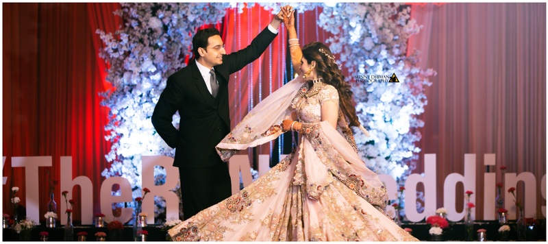 Rahul & Bani Jalandhar : This couple has won us over with their stunning outfits, vibrant decor and of course, their style!