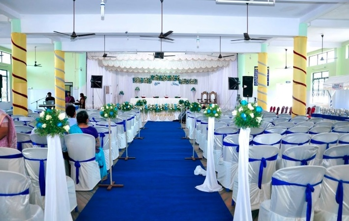 Shamiana Convention Centre Mattancherry Kochi - Destination Wedding