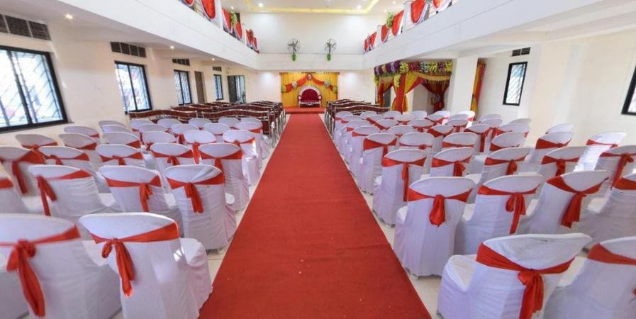 Shree Celebration Mhalgi Nagar Nagpur - Banquet Hall