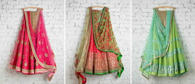3 Bridal Stores On Juhu Main Road That Have The Prettiest Lehengas! #DidYouKnow