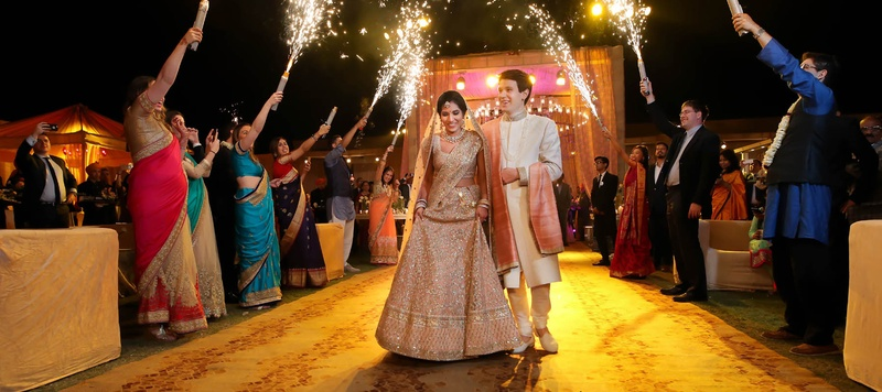 Carlos & Aditi Chandigarh : Cross-Cultural Hindu Wedding Held in Chandigarh with an Adorable Firang Groom!