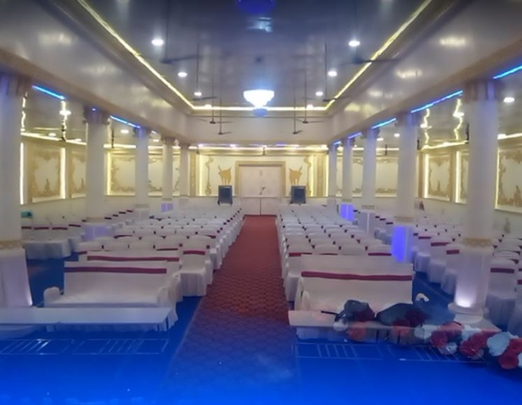 Party Zone Patna Kankarbagh Patna - Banquet Hall