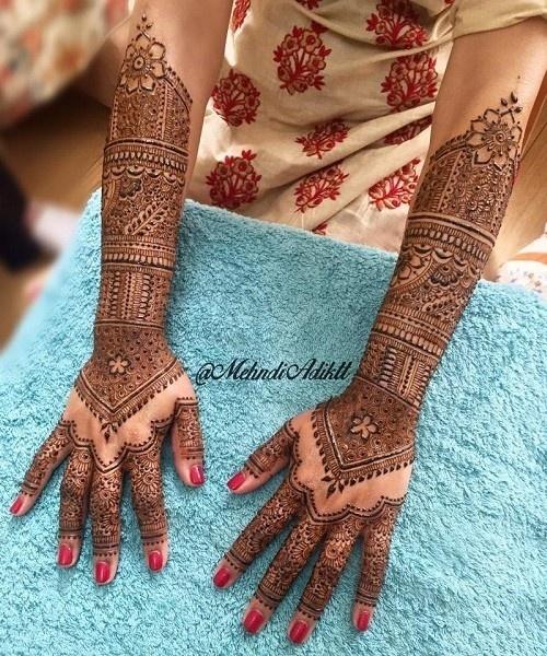 Hinna's Mehndi Art