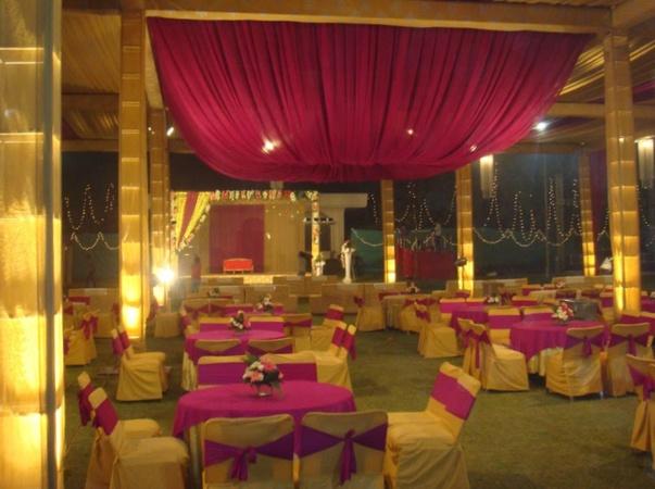 Sanghu Marriage palace Jandiali Ludhiana - Banquet Hall