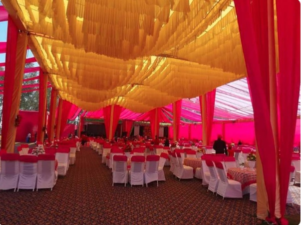 Jeeta Resort Tarn Taran Sahib Amritsar - Banquet Hall