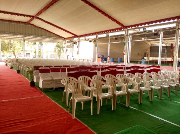PSR Garden Function Hall Sangareddy Hyderabad - Banquet Hall