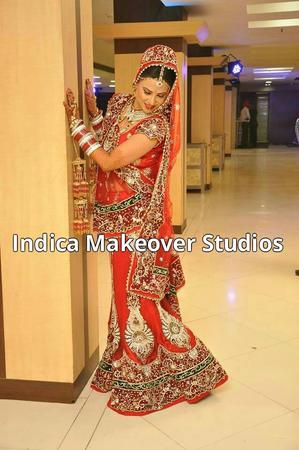 Indica Makeover Studios | Delhi | Makeup Artists