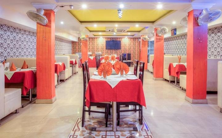 Hotel Prakash Palace Lanka Varanasi - Banquet Hall