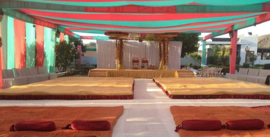 Shiv Shakti Hotel Jamnagar Road Rajkot - Banquet Hall