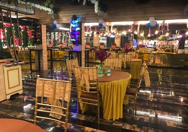 Goosebumps Banquet Anand Vihar Delhi - Banquet Hall