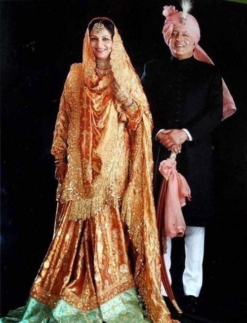 Old Is Gold – Refurbish Old Lehengas and/or Sarees