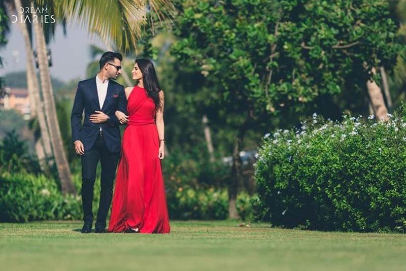 Grand Destination Wedding held at Grand Hyatt, Goa with Exquisite Decor Details