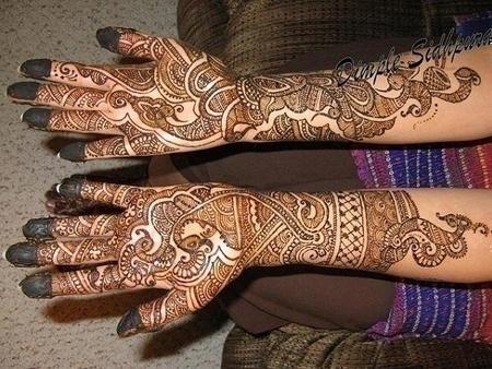 Sanki Mehendi Artists