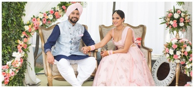 Amreen and Anup Delhi Fortune Park Boulevard Wedding