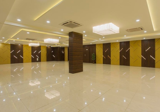 The Grand Thakar Alkapuri Baroda - Banquet Hall