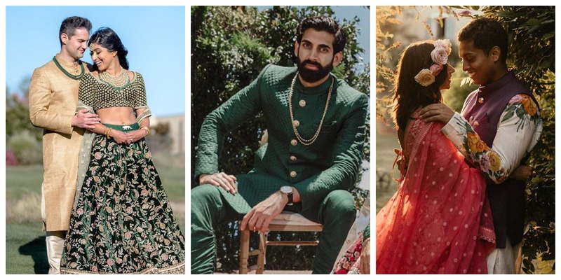 5 Grooms who Ruled the World in Sabyasachi Outfits
