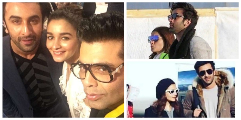 Karan Johar confirmed Alia Bhatt and Ranbir Kapoor's relationship hinting marriage on the cards!