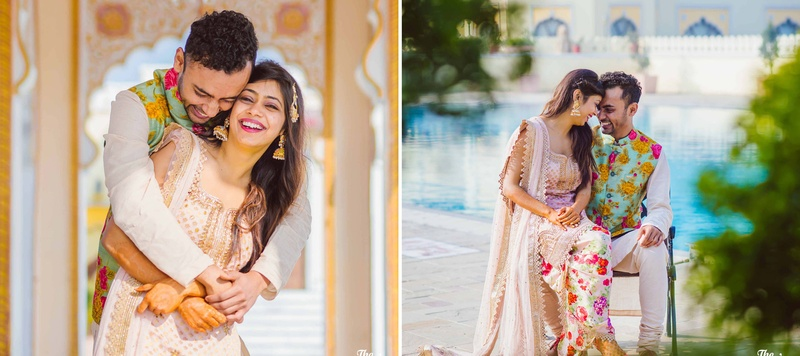 Tuhin & Garima Karnal : Noor Mahal, Karnal plays host for this absolutely gorg destination wedding, with a Sabyasachi bride!